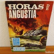 Tebeos: BOIXCAR HAZAÑAS BELICAS - Nº 49 / HORAS DE ANGUSTIA+ 2 / EDICIONES TORAY - AÑO 1967. Lote 244912485