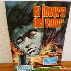 Tebeos: BOIXCAR HAZAÑAS BELICAS - Nº 71 / LA LOCURA DEL VALOR+ 2 / EDICIONES TORAY - AÑO 1968. Lote 244914835