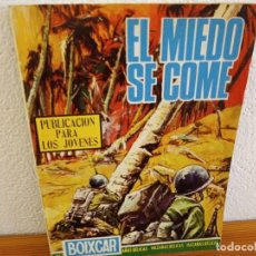 Tebeos: BOIXCAR HAZAÑAS BELICAS - Nº 68 / EL MIEDO SE COME+ 2 / EDICIONES TORAY - AÑO 1968. Lote 244915285