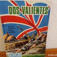 Tebeos: BOIXCAR HAZAÑAS BELICAS - Nº 32 / DOS VALIENTES+ 2 / EDICIONES TORAY - AÑO 1966. Lote 244915970