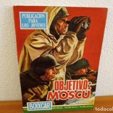 Tebeos: BOIXCAR HAZAÑAS BELICAS - Nº 80 / OBJETIVO: MOSCÚ+ 2 / EDICIONES TORAY - AÑO 1968. Lote 244917405