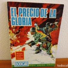 Tebeos: BOIXCAR HAZAÑAS BELICAS - Nº 27 / EL PRECIO DE LA GLORIA+ 2 / EDICIONES TORAY - AÑO 1966. Lote 244918420
