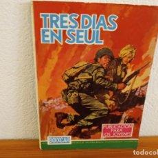 Tebeos: BOIXCAR HAZAÑAS BELICAS - Nº 92 / TRES DIAS EN SEÚL+ 2 / EDICIONES TORAY - AÑO 1969. Lote 244918790