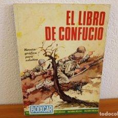 Tebeos: BOIXCAR HAZAÑAS BELICAS - Nº 31/ EL LIBRO DE CONFUCIO+ 2 / EDICIONES TORAY - AÑO 1966. Lote 244919355