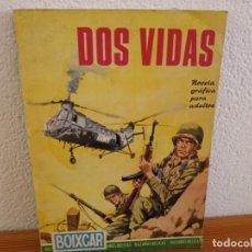 Tebeos: BOIXCAR HAZAÑAS BELICAS - Nº 35/ DOS VIDAS+ 2 / EDICIONES TORAY - AÑO 1967. Lote 244919610