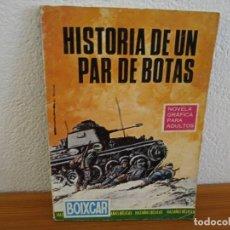 Tebeos: BOIXCAR HAZAÑAS BELICAS - Nº 30 / HISTORIA DE UN PAR DE BOTAS + 2 / EDICIONES TORAY - AÑO 1966. Lote 244920375