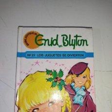 Tebeos: BIBLIOTECA ENID BLYTON - Nº 22 - LOS JUGUETES SE DIVIERTEN - MARIA PASCUAL - TORAY -. Lote 244969090