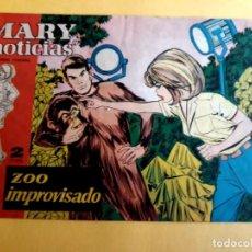 Tebeos: MARY NOTICIAS COLECCIÓN HEROINAS Nº 127. Lote 245065865