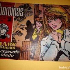 Tebeos: MARY NOTICIAS COLECCIÓN HEROINAS Nº 192. Lote 245075675