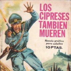 Tebeos: COMIC NOVELA GRAFICA HAZAÑAS BELICAS Nº 131. Lote 245248160