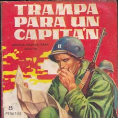 Tebeos: COMIC NOVELA GRAFICA HAZAÑAS BELICAS Nº 54. Lote 245248225
