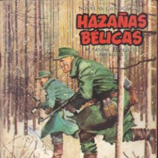 Tebeos: COMIC NOVELA GRAFICA HAZAÑAS BELICAS Nº 52. Lote 245248280
