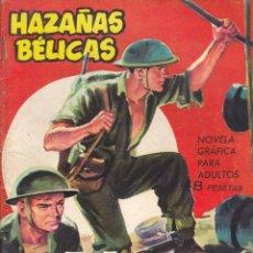 Tebeos: COMIC NOVELA GRAFICA HAZAÑAS BELICAS Nº 98. Lote 245248335