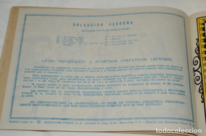 Tebeos: AZUCENA del 81 al 90 - Tomo/taco con 10 revistas/tebeos - Muy buen estado / Años 50/60 ¡Mira! Lote 2 - Foto 14 - 245371505