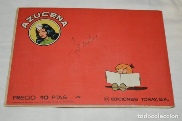 Tebeos: AZUCENA del 81 al 90 - Tomo/taco con 10 revistas/tebeos - Muy buen estado / Años 50/60 ¡Mira! Lote 2 - Foto 18 - 245371505