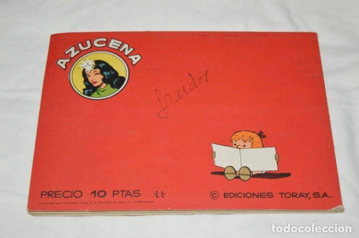 Tebeos: AZUCENA del 371 al 380 - Tomo/taco con 10 revistas/tebeos - Muy buen estado / Años 50/60 - Lote 1 - Foto 13 - 245379300