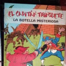 Tebeos: EL CAPITÁN TRINQUETE Nº 5. LA BOTELLA MISTERIOSA. Lote 246326930