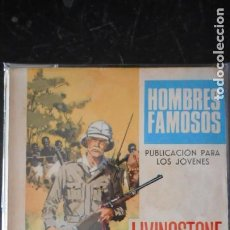 Tebeos: HOMBRES FAMOSOS Nº 4. Lote 246349695