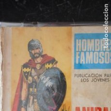 Tebeos: HOMBRES FAMOSOS Nº 2 . ANIBAL. Lote 246349825