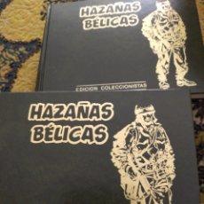 BDs: COLECCIÓN HAZAÑAS BÉLICAS 10 TOMOS PRIMERA SERIE COMPLETA BUEN ESTADO TORAY FONDOS EDITORIALES. Lote 246682515