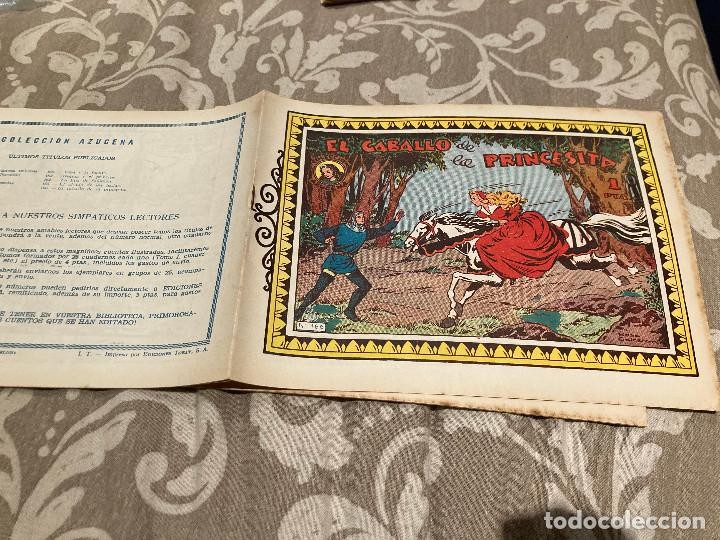 Tebeos: AZUCENA LOTE 17 NUMEROS - VER INTERIOR NUMEROS Y FOTOS - Foto 7 - 246850140