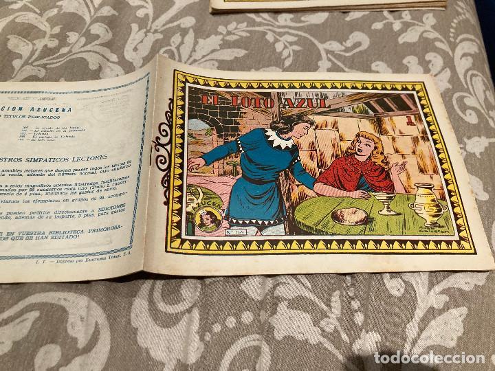 Tebeos: AZUCENA LOTE 17 NUMEROS - VER INTERIOR NUMEROS Y FOTOS - Foto 9 - 246850140
