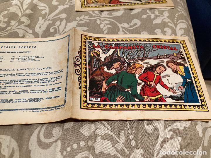 Tebeos: AZUCENA LOTE 17 NUMEROS - VER INTERIOR NUMEROS Y FOTOS - Foto 15 - 246850140
