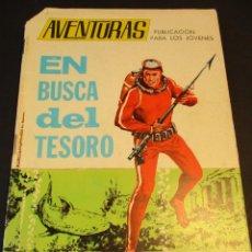 Tebeos: AVENTURAS (1967, TORAY) 3 · 26-I-1968 · EN BUSCA DEL TESORO. Lote 247457620