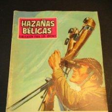 Tebeos: HAZAÑAS BELICAS (1961, TORAY) -NOVELA GRAFICA- 188 · 6-XII-1968 · SARGENTO A LA FUERZA. Lote 247573970