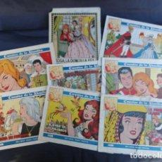 Tebeos: 8 COMICS REVISTAS JUVENIL PARA TODOS - CUENTOS DE LA ABUELITA - EDICIONES TORAY.. Lote 247577555