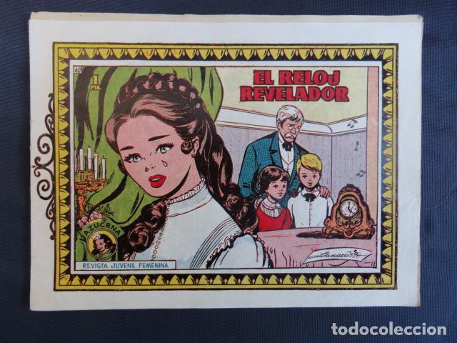 Tebeos: 7 COMICS REVISTAS JUVENIL FEMENINA - COLECCIÓN AZUCENA - EDICIONES TORAY. - Foto 2 - 247580495