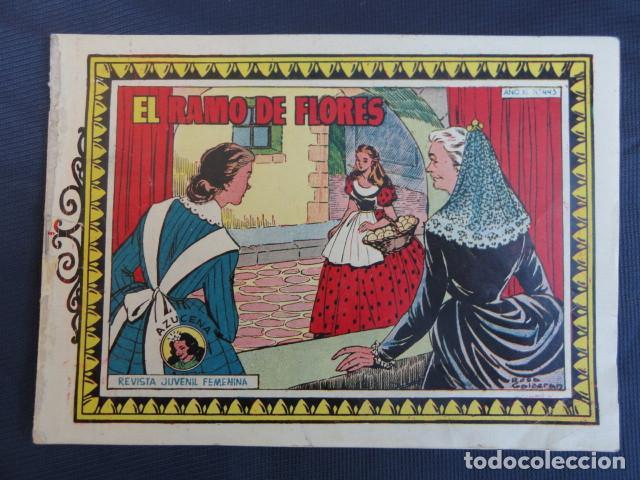 Tebeos: 7 COMICS REVISTAS JUVENIL FEMENINA - COLECCIÓN AZUCENA - EDICIONES TORAY. - Foto 4 - 247580495