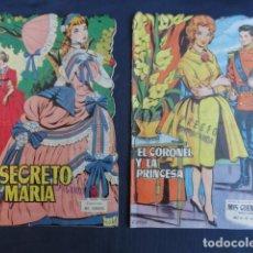 Tebeos: 2 COMICS REVISTAS JUVENIL FEMENINA - COLECCIÓN MIS CUENTOS - Nº 343 Y 360. EDICIONES TORAY.. Lote 247586830
