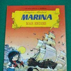 Tebeos: LES AVENTURES DE LA MARINA Nº 2. MAR ENDINS. TORAY 1987.. Lote 248150665