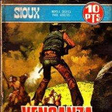 Tebeos: COMIC NOVELA GRAFICA SIOUX Nº 85. Lote 249029210