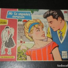 Tebeos: COLECCION SUSANA Nº 33 - TORAY - NO TE ENGAÑES CORAZON. Lote 249378150