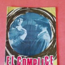 Tebeos: BRIGADA SECRETA. Nº 141. EL COMPLICE. EDICIONES TORAY 1963. Lote 250121040