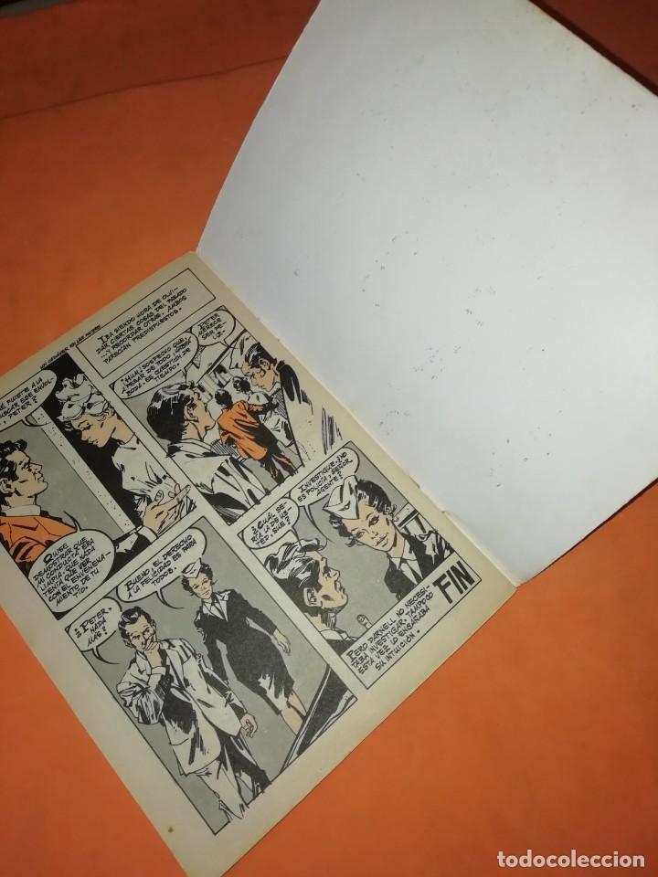 Tebeos: BRIGADA SECRETA. Nº 136. UN CADAVER EN LAS NUBES. EDICIONES TORAY 1963 - Foto 3 - 250121470
