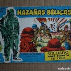 Livros de Banda Desenhada: HAZAÑAS BELICAS EXTRA AZUL, Nº 252. BOIXCAR. LITERACOMIC.. Lote 250289075