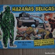 Livros de Banda Desenhada: HAZAÑAS BELICAS EXTRA AZUL, Nº 140. BOIXCAR. LITERACOMIC.. Lote 251194800