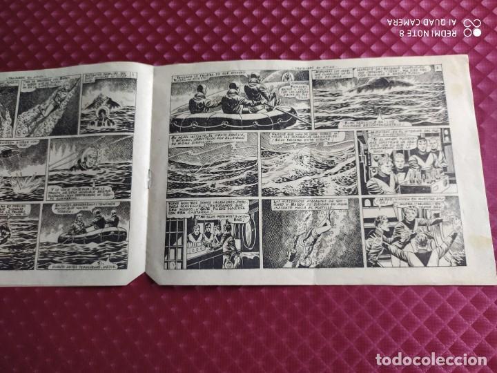 Tebeos: EL MUNDO FUTURO TRAIDORES EN ACCION ORIGINAL TORAY - Foto 3 - 251272850