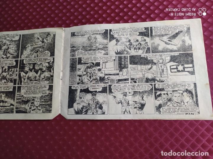 Tebeos: EL MUNDO FUTURO TRAIDORES EN ACCION ORIGINAL TORAY - Foto 4 - 251272850