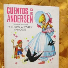 Tebeos: RISCAL.-CUENTOS DE ANDERSEN TORAY Nº 5 ILUSTRACIONES DE MARIA PASCUAL. Lote 251438670