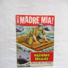 Livros de Banda Desenhada: ¡ MADRE MIA ! Nº 252 HAZAÑAS BELICAS. Lote 251869790