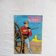 Livros de Banda Desenhada: HAZAÑAS DEL OESTE Nº 99 DISPAROS EN LA SOMBRA. Lote 251879450