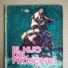 Tebeos: SIOUX N°120: EL HIJO DEL PROSCRITO, POR R. ORTIGA Y J. DUARTE (TORAY, 1968). 48 PÁGINAS EN BITONO.. Lote 251904830