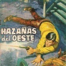 Tebeos: HAZAÑAS DEL OESTE- Nº 3 -LONGARON-AURALEÓN- FRANCISCO CUETO-1962-RARO Y ESCASO-CORRECTO-LEAN-4520. Lote 252120845