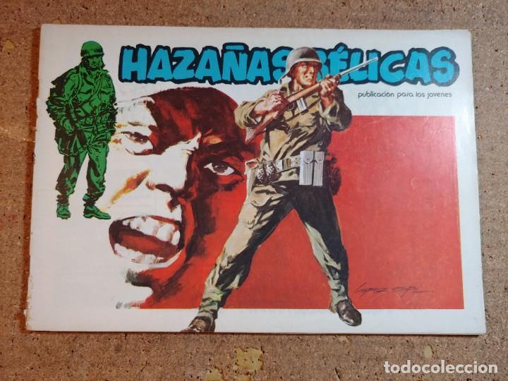 COMIC DE HAZAÑAS BELICAS EN SUCEDIO EN RUSIA Nº 187 (Tebeos y Comics - Toray - Hazañas Bélicas)