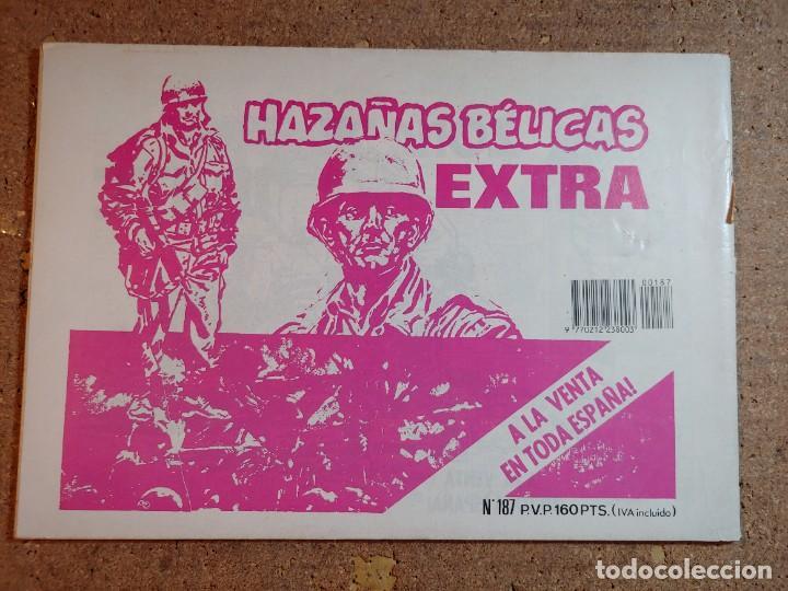 Tebeos: COMIC DE HAZAÑAS BELICAS EN SUCEDIO EN RUSIA Nº 187 - Foto 2 - 252171445