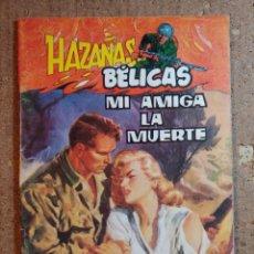 Tebeos: COMIC DE HAZAÑAS BELICAS EN MI AMIGA LA MUERTE DEL AÑO 1987 Nº 8. Lote 252172680